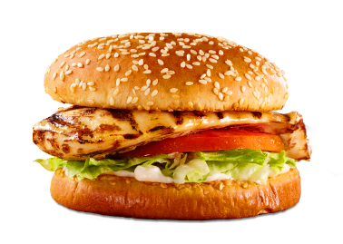 Charcoal Broiled Chicken Sandwich