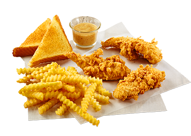 Crispy Hand-Breaded Tender Box