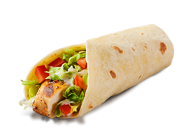 JR. Chicken Wrap