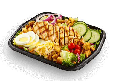 Charcoal Broiled Chicken Salad