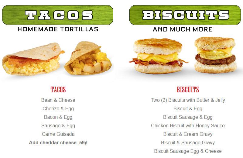Tacos & Biscuits
